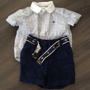 Ralph Lauren Boys outfit 6M